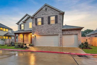 Houston Single Family Home For Sale: 2108 Rosenthal Lane
