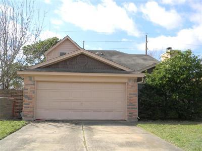 Houston Single Family Home For Sale: 10703 Buffalo Bend Drive