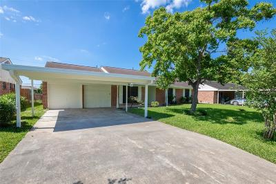 Houston Single Family Home For Sale: 4414 Dalmatian Drive