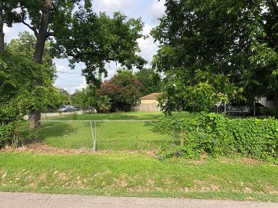 Houston Residential Lots & Land For Sale: 311 Frawley Street