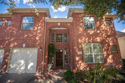 Houston Single Family Home For Sale: 13422 Durbridge Trail Drive