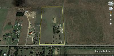 Katy Farm & Ranch For Sale: 27108 Longenbaugh Road