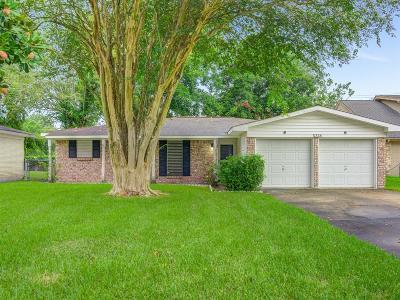 Texas City Single Family Home For Sale: 5318 Royal Oak Drive