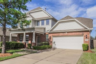 Katy Single Family Home For Sale: 24906 Green Emerald Court