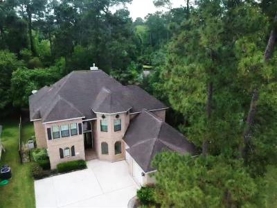 Kingwood Single Family Home For Sale: 2287 Deer Cove Trl