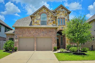 Kingwood Single Family Home For Sale: 21318 Bishops Mill Court
