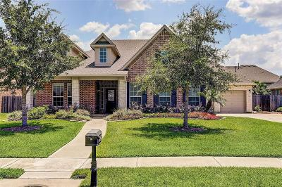 League City Single Family Home For Sale: 2554 Salamanca Way