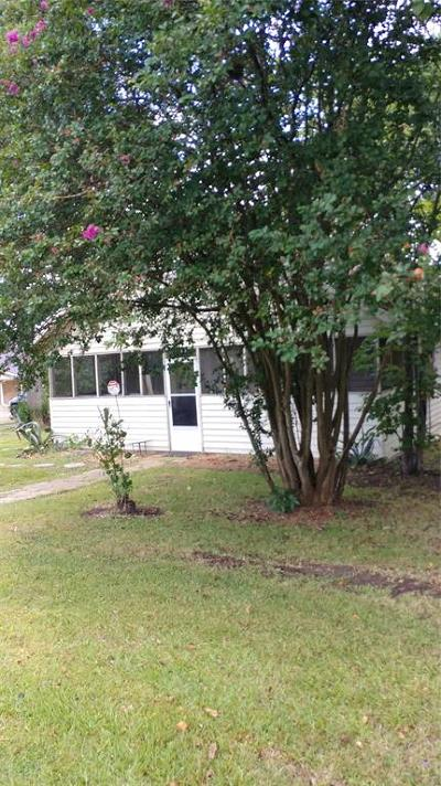 Grimes County Single Family Home For Sale: 1518 S Highway 90 Highway S