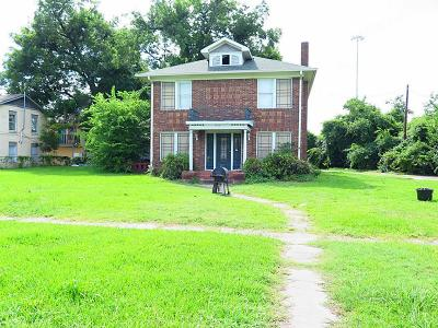 Houston Single Family Home For Sale: 3902 Hamilton Street