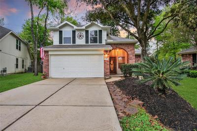 Conroe TX Single Family Home For Sale: $224,000