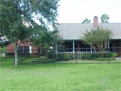 La Porte Single Family Home For Sale: 10431 N P Street