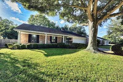 Pearland Single Family Home For Sale: 2104 Rose Road
