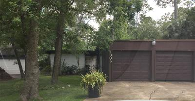 Dickenson, Dickinson Single Family Home For Sale: 1308 Plantation Drive