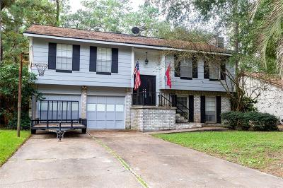 Kingwood Single Family Home For Sale: 2134 Lone Rock Drive