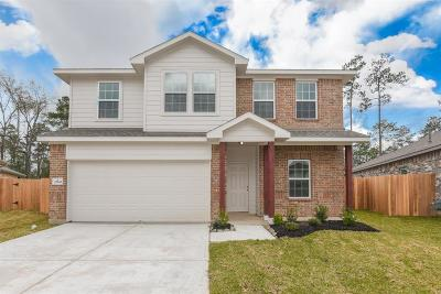 Montgomery County Single Family Home For Sale: 21336 American Yellowwood Place