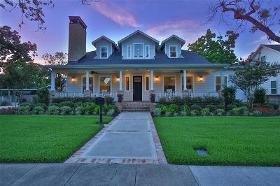 Fort Bend County Single Family Home For Sale: 123 5th Street