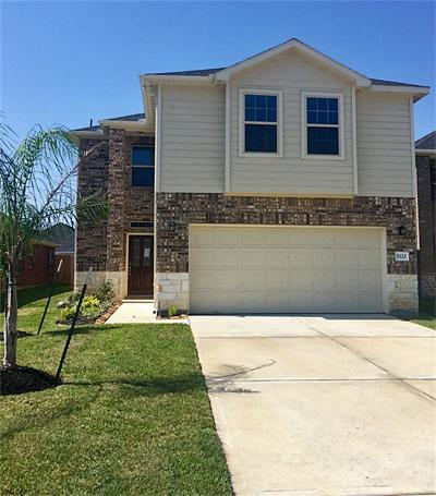 Bacliff Single Family Home For Sale: 5222 Gulf Stream