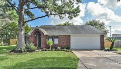 Houston Single Family Home For Sale: 11254 Fall Breeze Drive