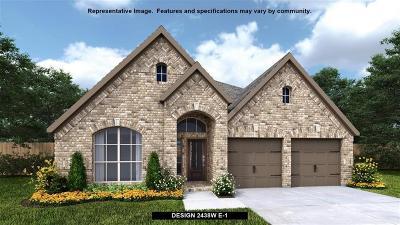 Missouri City Single Family Home For Sale: 9007 Emerald Cane Drive