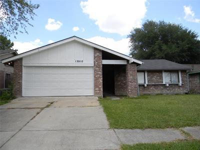 Sugar Land Single Family Home For Sale: 13910 New Village Lane