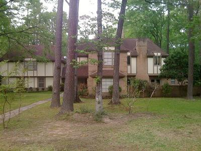 Humble Single Family Home For Sale: 2327 Kings Forest Drive