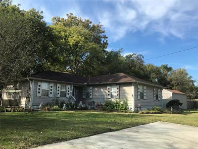 Humble Single Family Home For Sale: 334 Bower Road