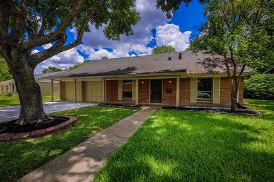 Houston Single Family Home For Sale: 5746 Cartagena Street