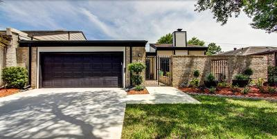 Houston Single Family Home For Sale: 5524 Shadow Crest Street