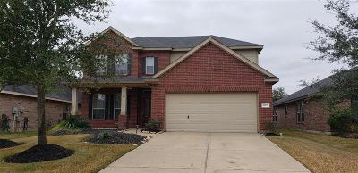 Tomball Single Family Home For Sale: 19227 Fisher Ridge Lane