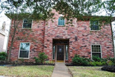 Sugar Land Single Family Home For Sale: 2811 Grants Lake Boulevard
