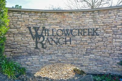 Tomball Residential Lots & Land For Sale: 49 Willowcreek Ranch Road