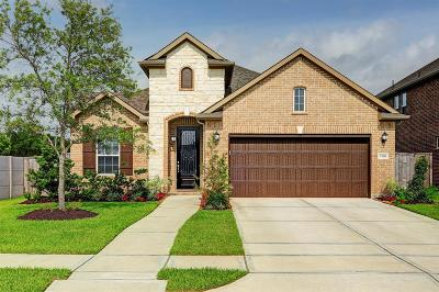 Pearland Single Family Home For Sale: 3706 Ralston Creek Court