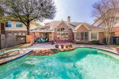 Cinco Ranch Single Family Home For Sale: 22930 Jamie Brook Lane