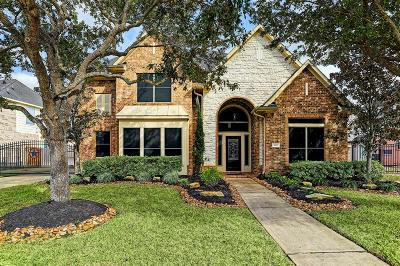 Manvel Single Family Home For Sale: 3115 Tidewind Court