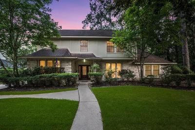 Houston Single Family Home For Sale: 2322 Willow Pass Drive