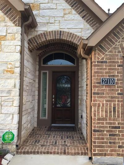 Katy Single Family Home For Sale: 27110 Walden Gulch Lane