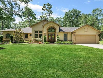 Porter Single Family Home For Sale: 19310 Kanawha Drive
