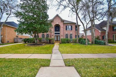 Sugar Land Single Family Home For Sale: 1506 Fall Wood Drive