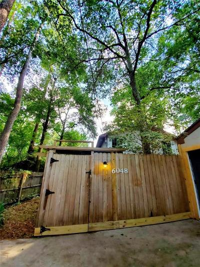 Single Family Home For Sale: 6048 Cessna Drive