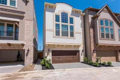 Houston Single Family Home For Sale: 8332 Ginger Oak Street