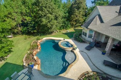 Montgomery Single Family Home For Sale: 11604 King George Court