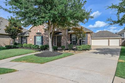 Cypress Single Family Home For Sale: 11702 High Noon Court
