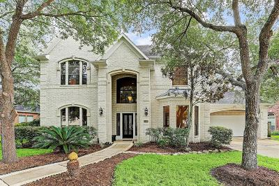 Houston Single Family Home For Sale: 15406 Palm Grass Court