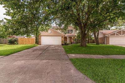 League City Single Family Home For Sale: 2509 Chancellorsville Court