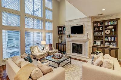 Houston Condo/Townhouse For Sale: 4506 Lillian Street