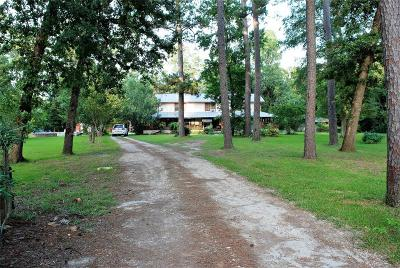 Dayton Single Family Home For Sale: 161 County Road 6497