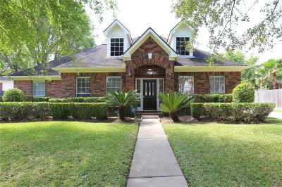 Sugar Land Single Family Home For Sale: 16903 Colony Terrace Drive