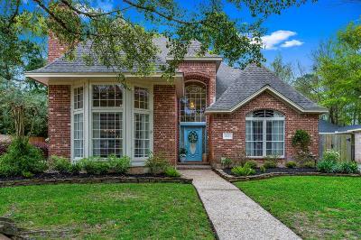 Kingwood Single Family Home For Sale: 4611 Riverside Oaks Drive