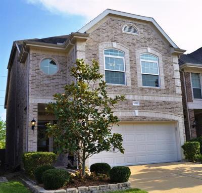 Houston Single Family Home For Sale: 14511 Basalt Lane