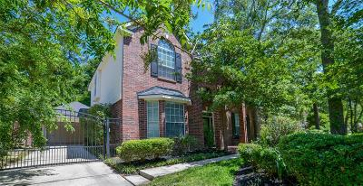 Kingwood Single Family Home For Sale: 3911 Wildwood Valley Court